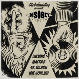 ‎Rebelmadiaq Sound presents Disobey Riddim - EP by Various Artists
