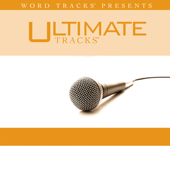 I Am Not Alone (As Made Popular By Kari Jobe) [Performance Track]   EP-Ultimate Tracks