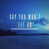 Say You Won't Let Go (Instrumental)-Hits 2016