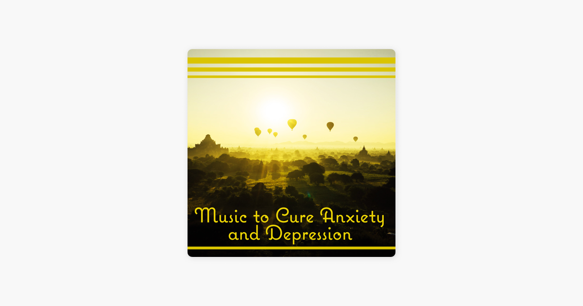 Music to Cure Anxiety and Depression: Deep Sleep and Relaxation Sounds for  Your Body and Mind de Less Stress Music Academy
