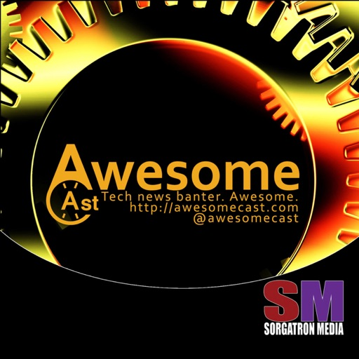 Cover image of AwesomeCast: Tech and Gadget Talk