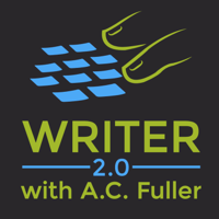 Podcast cover art for WRITER 2.0: Writing, publishing, and the space between