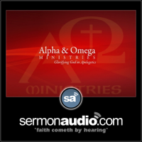 Podcast cover art for Alpha and Omega Ministries