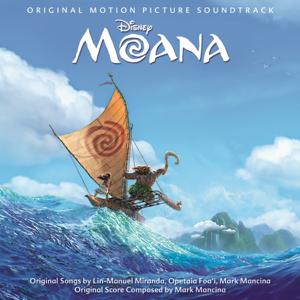 Various Artists - Moana (Original Motion Picture Soundtrack)
