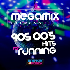 Megamix Fitness 90's 00's Hits for Running (24 Tracks Non-Stop Mixed Compilation for Fitness & Workout)