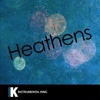 Heathens (In the Style of twenty one pilots) [Karaoke Version] - Single