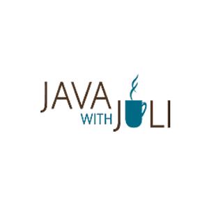 Java with Juli podcast