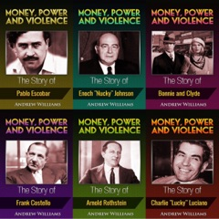Money, Power and Violence: 6 Books in 1 (Unabridged)