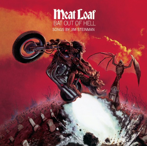 Cover art for Bat Out Of Hell