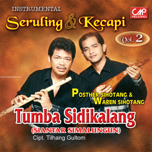 Posther Sihotang & Waren Sihotang - Seruling & Kecapi, Vol. 2 (Instrumental)