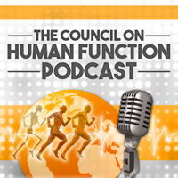 Podcast cover art for Council On Human Function Podcast