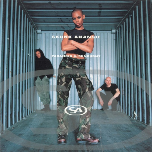 Album artwork of Skunk Anansie – Paranoid and Sunburnt