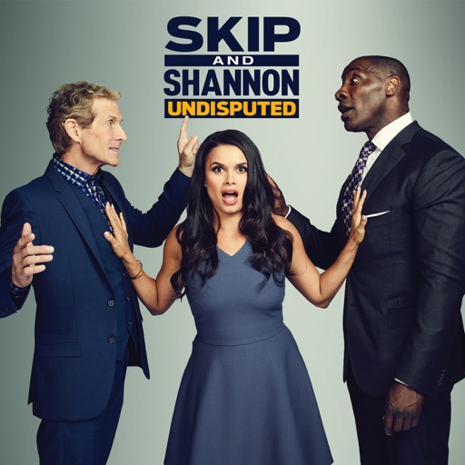 Cover image of Skip and Shannon: Undisputed