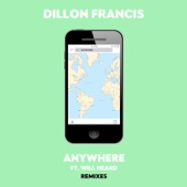 Anywhere (feat. Will Heard) [Remixes]