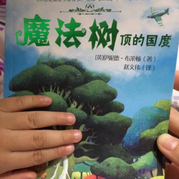 魔法树的故事2—魔法树顶的国度
