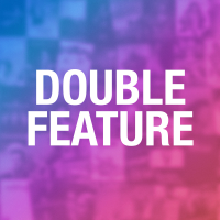 Podcast cover art for Double Feature