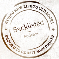 Podcast cover art for Backlisted Podcast