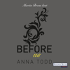 After: Before us (After 5) - Anna Todd