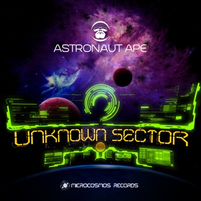 Unknown Sector - Astronaut Ape album