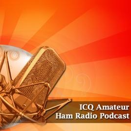 icqpodcast's Amateur / Ham Radio Podcast: ICQ Podcast