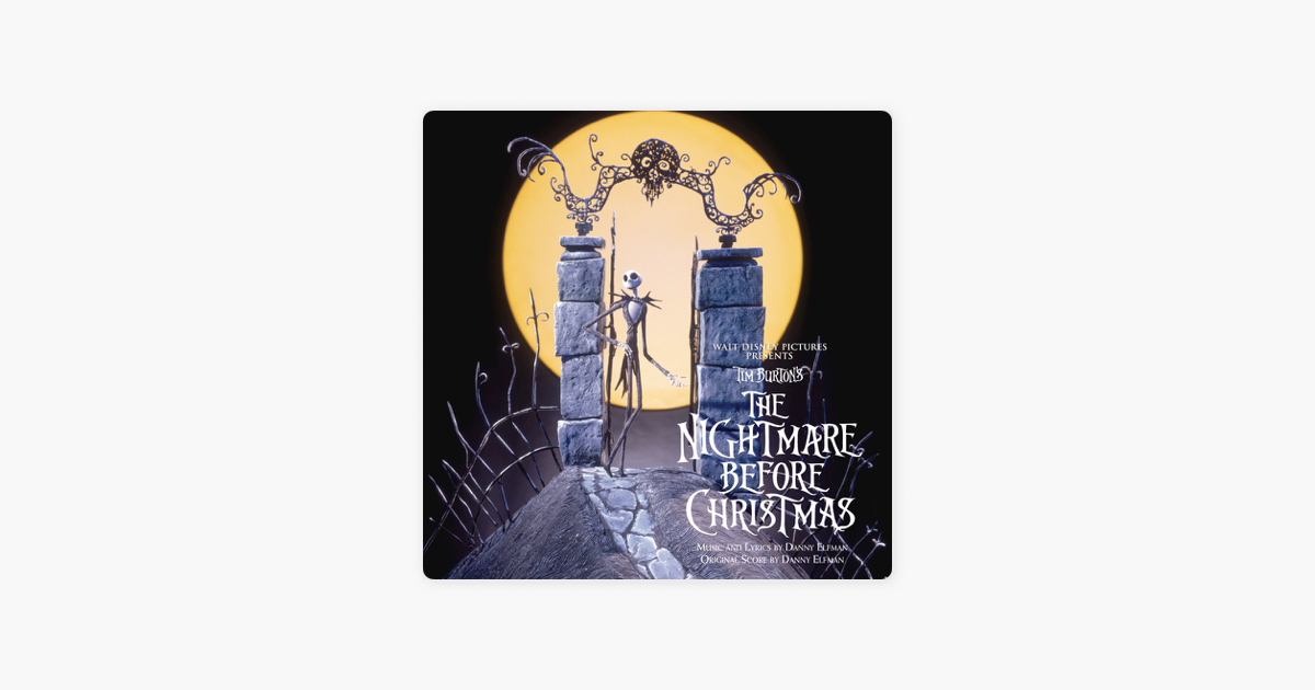 the nightmare before christmas special edition by various artists on apple music - Whats This Nightmare Before Christmas Lyrics