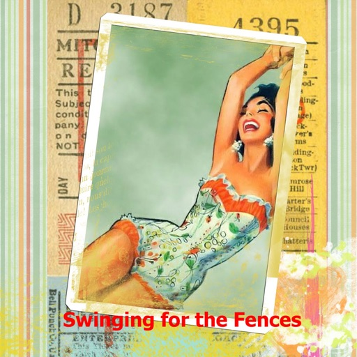 Cover image of Swinging for the Fences