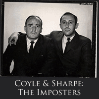 Coyle and Sharpe: The Imposters podcast