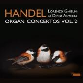 Lorenzo Ghielmi - Organ Concert in A major HWV 296: Andante