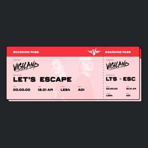 Let's Escape - Single Mp3 Download