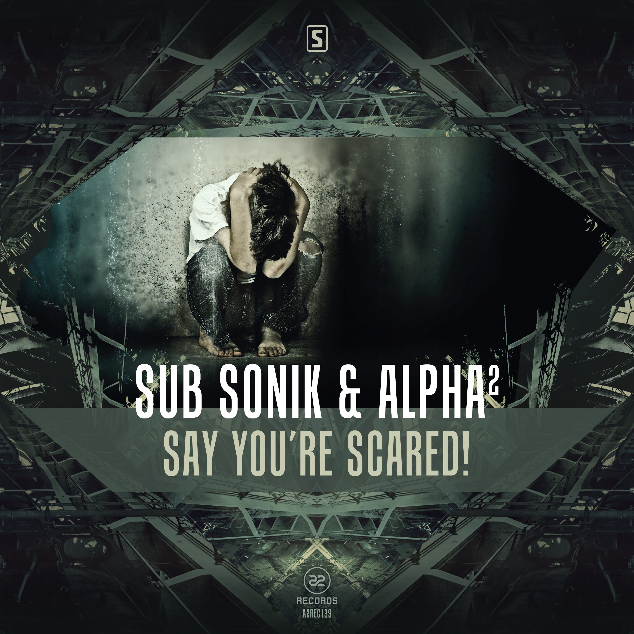 Say You're Scared! - Single