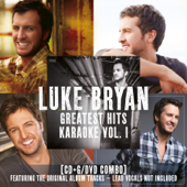 Greatest Hits Karaoke, Vol. 1-Luke Bryan