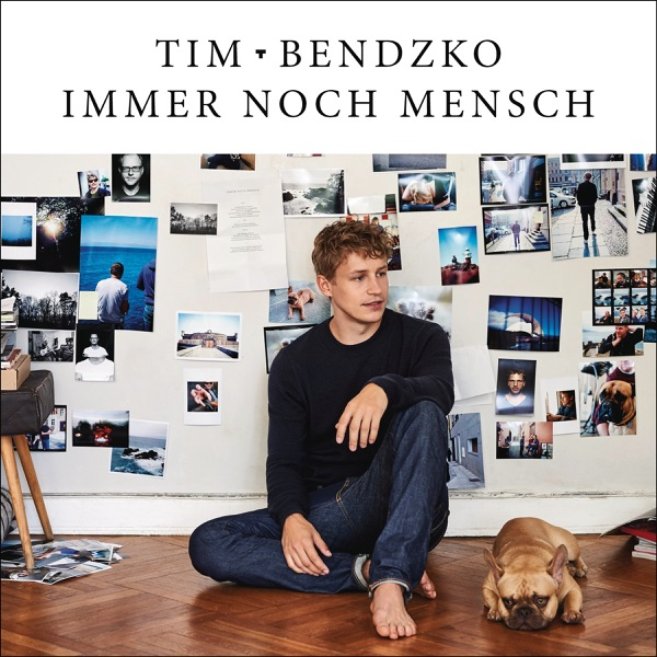 Tim Bendzko mit Keine Maschine