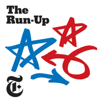 Podcast cover art for The Run-Up