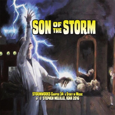 Son of the Storm - Stephen Melillo & Son of the Storm Studio Cast 2016 album
