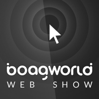 Podcast cover art for The Boagworld UX Show