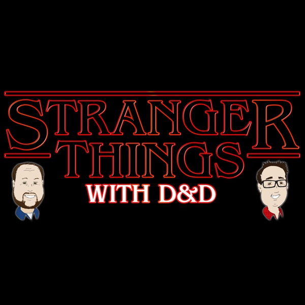 Stranger Things with D&D