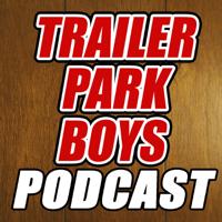 Podcast cover art for Trailer Park Boys