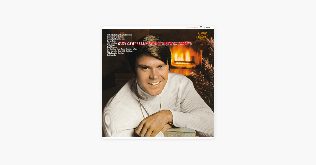 That Christmas Feeling by Glen Campbell on Apple Music