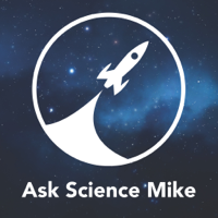 Podcast cover art for Ask Science Mike
