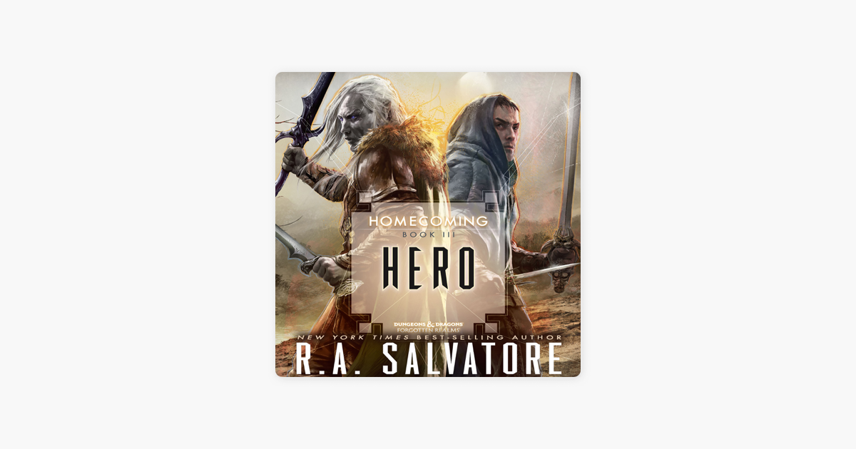 Homecoming ra salvatore | Order of R A  Salvatore Books