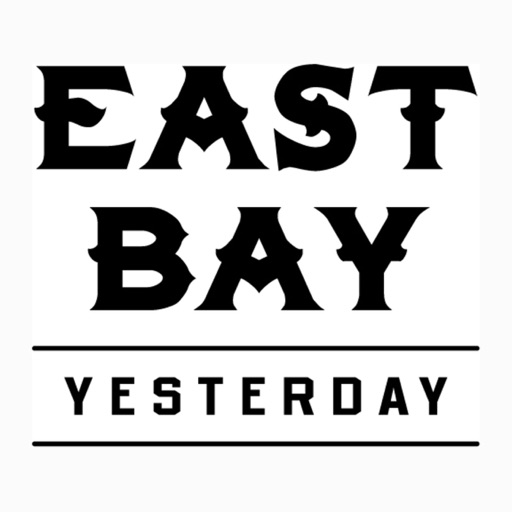 Cover image of East Bay Yesterday