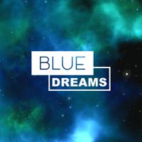 Blue Dreams: Soothing Sounds for Deep Sleep, Falling Asleep at Night, Natural Sleep Aid, Healing Sleep Songs, Relax Body and Mind - Beautiful Deep Sleep Music Universe