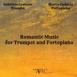 Album: Romantic Music for Trumpet and Fortpiano by Gabriele