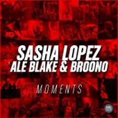 Moments (feat. Ale Blake & Broono) artwork