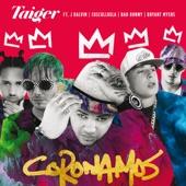 Coronamos (feat. Cosculluela, Bad Bunny & Bryant Myers) - Single
