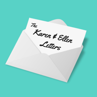 Podcast cover art for The Karen & Ellen Letters