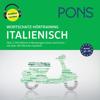 Majka Dischler & Beate Stern - Wortschatz-Hörtraining Italienisch: Über 2.000 Wörter & Wendungen hören und lernen Grafik