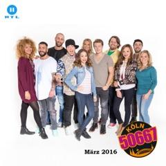 Köln 50667, März 2016