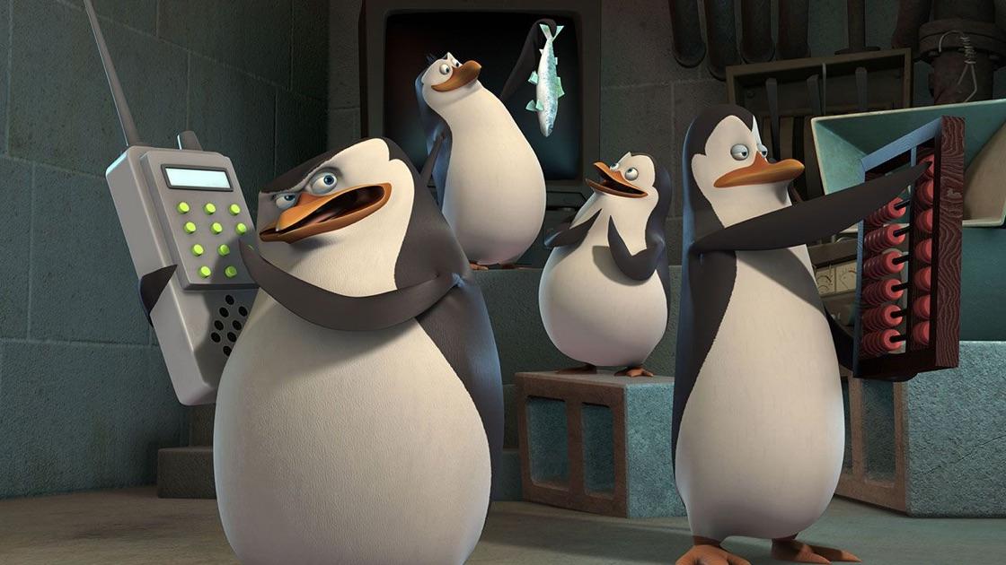 Пингвины мадагаскара приколы картинки