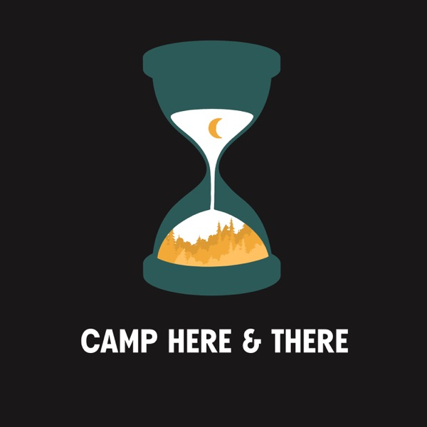Camp Here & There Artwork